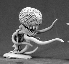 Brain Horror Reaper Miniatures Dark Heaven Legends Aberration Monster Tentacles