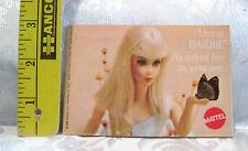 Vintage Living Barbie 1959 Fashion Booklet Book Mini Clothes Catalogue