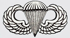 Us Army Airborne Sticker - Decal- Made In The Usa!