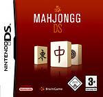 Mahjongg (Nintendo DS, 2006) - Versión Europea