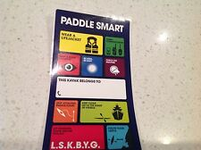 KAYAK BOATING STICKER, ,HOBIE DAGGER OCEAN KAYAK OLD TOWN MERCURY ATTRACTIVE