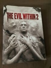 The Evil Within 2 Prima Collector's Edition Hardcover Guide Book (2017)