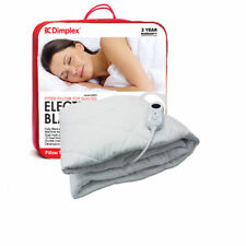 Polyester Patternless Blankets