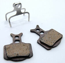 Set of High Performance Disc Brake Pads For Formula The One/R1/Mega/RX