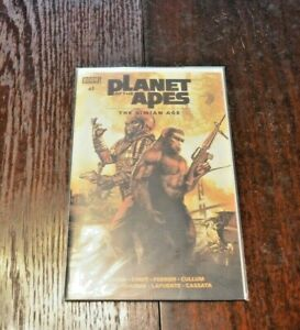 Planet of the Apes The Simian Age NM!!!