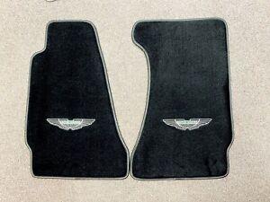 Aston Martin Vantage Custom Floor Mats / 2007 - 2017