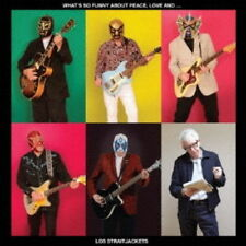 LOS STRAITJACKETS-WHAT'S SO FUNNY ABOUT PEACE. LOVE AND LOS...-JAPAN CD G88
