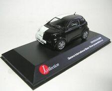 Toyota IQ (negro/blanco) Geneva presentación 2009