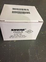 Shure PS24US (12v 400mA In Line Power Supply)