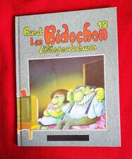 BD LES BIDOCHONS N°12 - Téléspectateurs - Edition france loisir - édition 1992