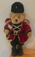 Teddy Bear Nutcracker Large Unique Themed Decorative Holiday Plush Christmas