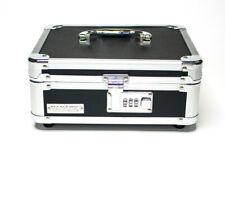 VAULTZ Security Safe Combination Lock Box Cash Security Box Portable Case