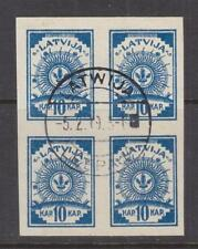Latvian Stamp Blocks