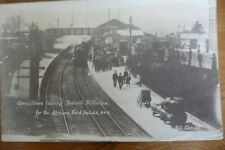 More details for cornishmen leaving for african goldfields from redruth station 1912 rp