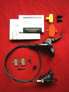 Shimano SLX M7000 Hydraulic Disc Brake Front Right Black NEW