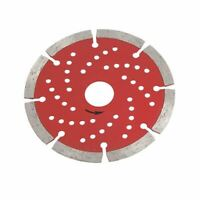 4.5''/115mm Segmented DIAMOND Dry Cutting DISC Angle Grinder Blade STONE MASONRY