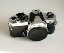 Nikon FM fotocamera analogica