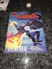 PUNISHER:INTRUDER HARD COVER GRAPHIC NOVEL STILL SEALED!!!!