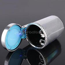 Posacenere Portacenere LED Auto Macchina Sigarette Oggetti Fumatori Accessori