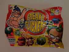 Freaky Flickers 1 Inside Bonus Stickers Checklist Interactive Toy Factory Sealed