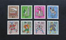 GERMANY - 1969-70 SCARCE 2 DIFF SEMI-POSTAL SETS MNH LOT RR