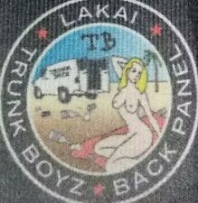 Lakai  Back Panel Trunk Boyz Skate Shoes /Sneakers - Men's Size 10.5 Pico XLK