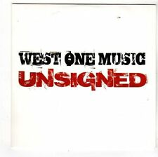(FS229) West One Music, Unsigned - Hepcats/Melox Marvels/Hafdis Huld - DJ CD