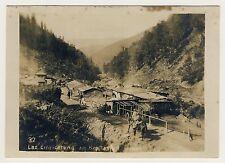 Romania Rumänien LAZARETT KOPILAS SÜDWALL KARPATEN / Donau-Armee * Foto um 1915