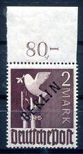 Berlin 1948 18por ** post frescos tadelos 300 € (z0753