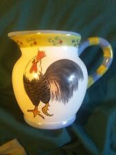 Carnaby Collection Chicken Cream Pitcher