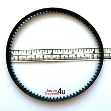 "Genuine SINGER Sewing Motor Belt 193066,196388 Ridges 13 3/4"" 185,237,293,15,66"