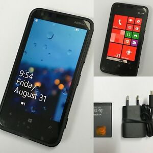 Nokia Lumia 620 GSM HSPA Black Factory Unlocked Smartphone prototype RM-846