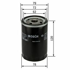 BOSCH Oil Filter 0451103371 - Single