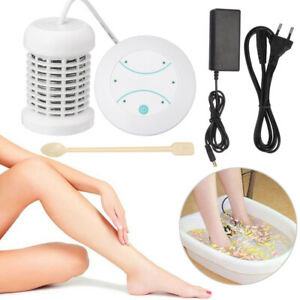 AU_ IC- Ion Ionic Detox Foot Bath SPA Machine Relax Pain Relieve Tool Set withou