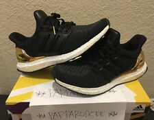 used ADIDAS ULTRA BOOST LTD size 8 GOLD MEDAL nmd I 1.0