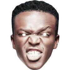 KSI Celebrity BOXER Card Mask - All Our Masks Are Pre-Cut!