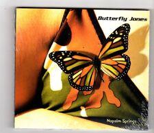 (HX794) Butterfly Jones, Napalm Springs - 2001 sealed CD