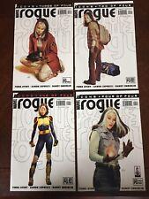 ICON Rogue #1 - 4 MARVEL Comic Book Complete Series / Set 2001 X-MEN