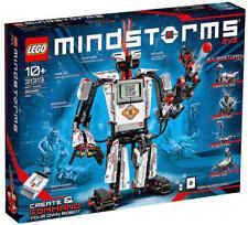 NEU LEGO® 31313 - MINDSTORMS EV3 Roboter Technic Elemente schwarz rot weiß NEU