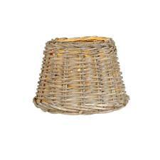 Lampenschirm Basket Rattan Clayre Eef