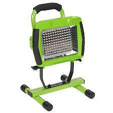 Sealey Cordless 108 LED Rechargeable Portable Floodlight Lithium-ion LED108C New