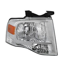 2007-2014 Ford Expedition Headlight Lamp [Factory Style] Passenger Side Assembly