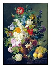 Clementoni Bowl of Flowers 1000 Piece Floral Still Life Jigsaw Puzzle
