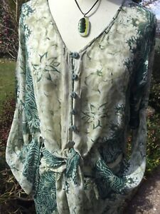 VINTAGE PHOOL SKIRT SUIT 16, BOHO, GYPSY, HIPPY, EXC COND