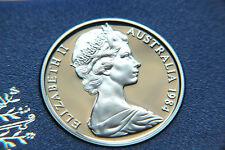 1984 AUSTRALIAN PROOF 20 CENT COIN.
