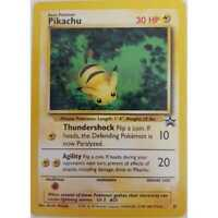 Pokemon Cards - Pikachu - Black Star Promo 27- Englisch - NM/Mint