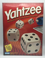 Yahtzee Classic Dice Chance Board Game  - Traditional Hobbies - Brand New/Sealed