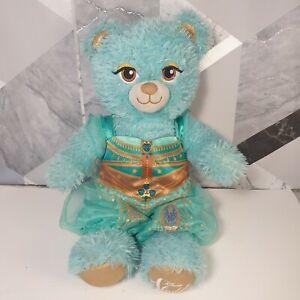 Build a Bear Disney Aladdin Princess Jasmine Plush Teddy with Costume