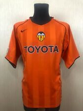 VALENCIA 2004/2005 AWAY FOOTBALL SOCCER JERSEY SHIRT NIKE ADULT SIZE XL