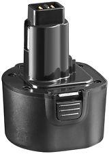 9,6V AKKU für Black & Decker PS120 FS96 PS3200 CD231K Ni-MH 2000 mAh Ersatzakku